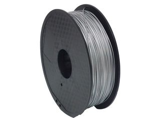 Cina 1KG 1.75mm Metal Filled 3D Printer Filament Bronze Filament 3D Printing pemasok