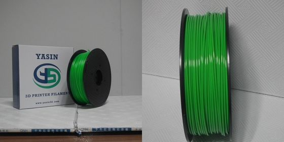 Cina Kompresibel 3D Eco Friendly Consumables, 1.75 Mm ABS Filament Untuk Printer FDM 3D pemasok