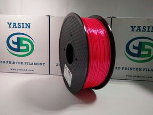 Cina Plastik 500g 1kg Spool 1.75 PLA Silk Filament 3d Printer Material Eco Friendly pemasok