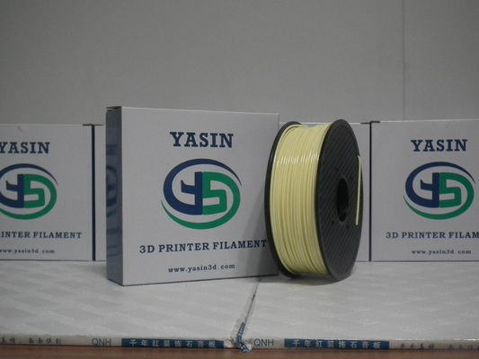 Cina High Intensity PLA 3D Printer Filament 1.75MM 3MM Multi Color OEM / ODM pabrik