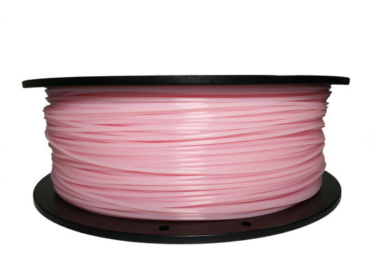 1 Kg / Spool 1.75 Mm 3D Printer Filament Colorful Low Shrinkage Untuk Printer FDM 3D