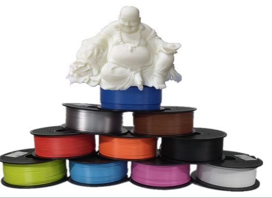 Cina Degradable 1,75 MM PLA Filament 1kg PLA 3D Printer Filament 3D pabrik