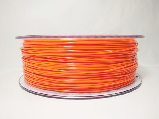 Cina 1.75mm Flexible TPU 3D Printing Filament, Akurasi Dimensi +/- 0,05 mm 1KG Spool Distributor