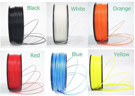 Cina Plastik Rod 1.75mm / 2.85mm ABS / PLA / HIPS 3D Printer Filament Distributor
