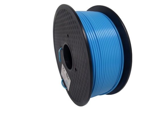 Cina 7 Warna Hips Filament 3D Printing Material 1.75mm 2.85mm Untuk Printer 3D Distributor